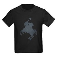 Headless Horseman Kids Dark T-Shirt
