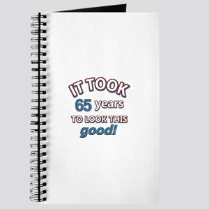 Took 65 years to look this good Journal