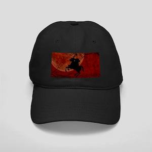 Headless Horseman Black Cap