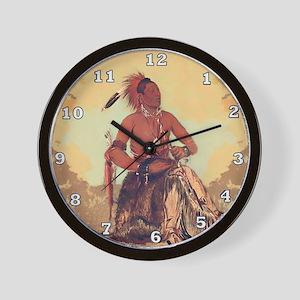 Double Walker, Omaha Wall Clock