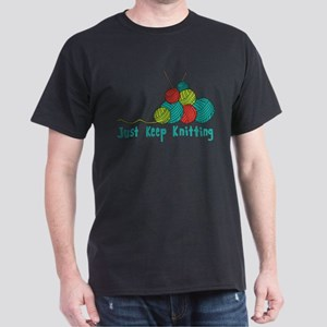 Just Keep Knitting T-Shirt