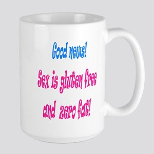 Gluten free sex (bright) Mugs