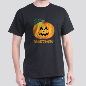 Customized Pumpkin Jack O Lantern T-Shirt