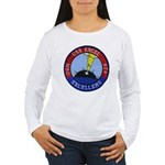 USS EXCEL Women's Long Sleeve T-Shirt