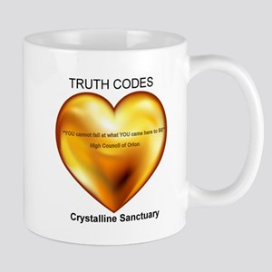 TRUTH CODES mug