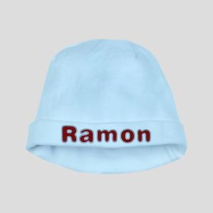 Ramon Santa Fur baby hat