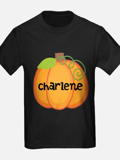 Personalized Halloween Pumpkin T