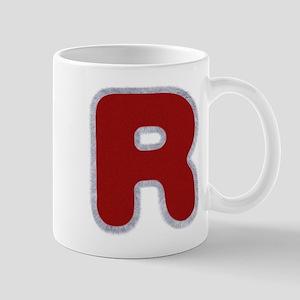 R Santa Fur Mugs