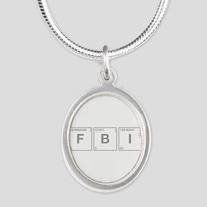 fbi-break-gray Necklaces