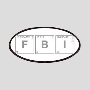 fbi-break-gray Patches