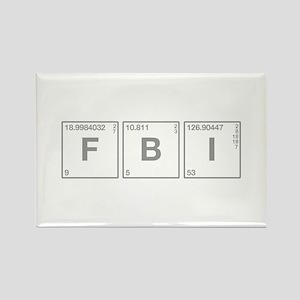 fbi-break-gray Magnets