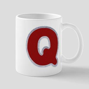 Q Santa Fur Mugs