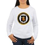 USS EXULTANT Women's Long Sleeve T-Shirt