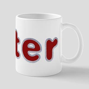 Peter Santa Fur Mugs