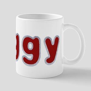 Peggy Santa Fur Mugs