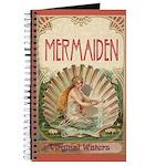 Mermaid on Shell Journal