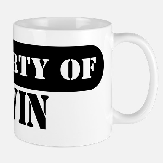 Property of Devin Mug