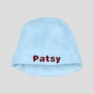 Patsy Santa Fur baby hat