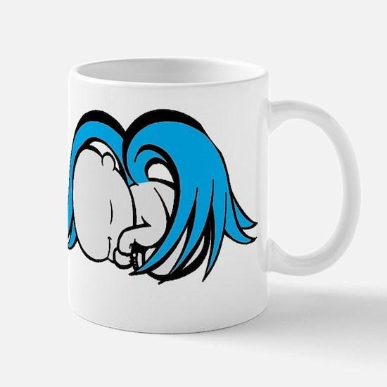 Angelic Boy Mug