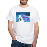 Jive Jump & Wail White T-Shirt