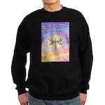 LetGo-Dragonfly (multi) Sweatshirt (dark)