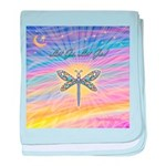 LetGo-Dragonfly (multi) baby blanket
