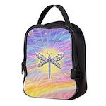 LetGo-Dragonfly (multi) Neoprene Lunch Bag