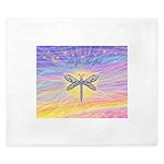 LetGo-Dragonfly (multi) King Duvet