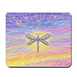 LetGo-Dragonfly (multi) Mousepad