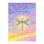 LetGo-Dragonfly (multi) Large Poster
