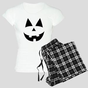 Pumpkin Face Pajamas