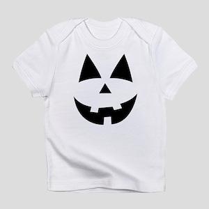 Pumpkin Face Infant T-Shirt