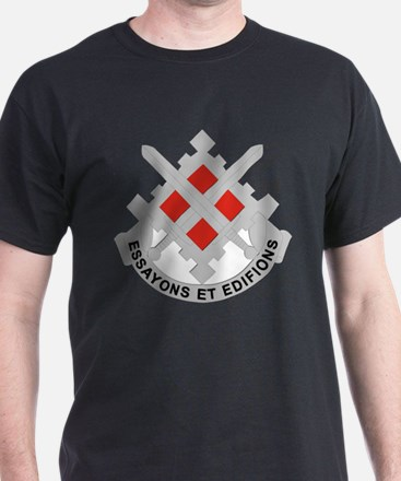 DUI-18th Engineer Brigade T-Shirt