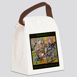 Badlands Expose Canvas Lunch Bag