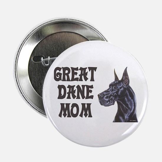 C Blk GD Mom Button