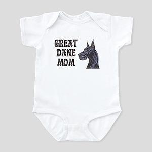 C Blk GD Mom Infant Bodysuit