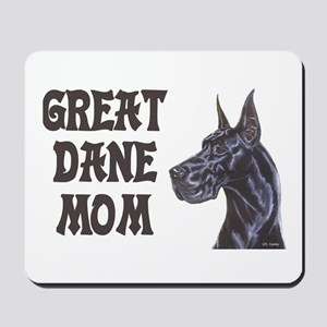 C Blk GD Mom Mousepad