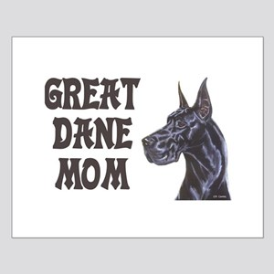 C Blk GD Mom Small Poster