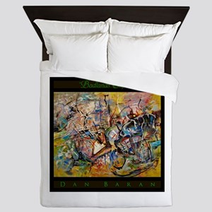 Badlands Expose Queen Duvet