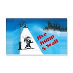 Jive Jump & Wail Car Magnet 20 x 12