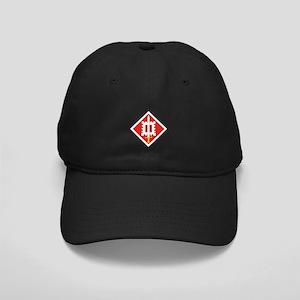 SSI-18th Engineer Brigade Black Cap