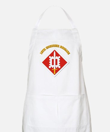 SSI-18th Engineer Brigade with text Apron