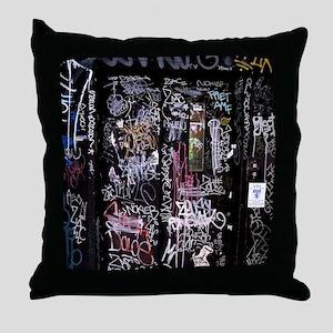 Bombing Throw Pillow