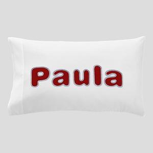 Paula Santa Fur Pillow Case