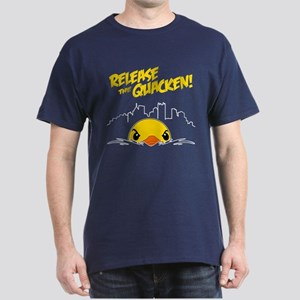 Release The Quacken Dark T-Shirt