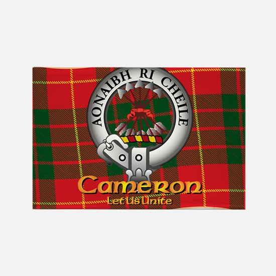 Cameron Clan Magnets