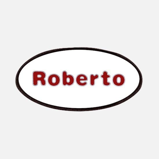 Roberto Santa Fur Patch