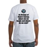 Where Begin and End Fitted T-Shirt