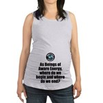 Where Begin and End Maternity Tank Top