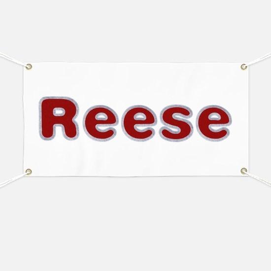 Reese Santa Fur Banner